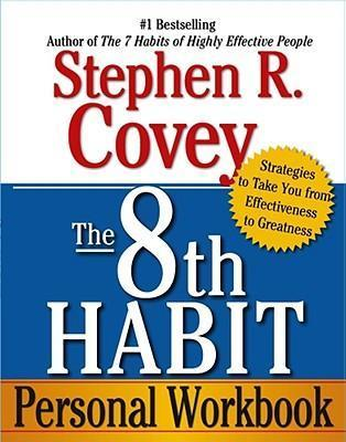 The 8th Habit Personal Workbook - D'Autores