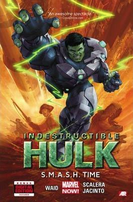 Indestructible Hulk Volume 3: S.m.a.s.h. Time - D'Autores
