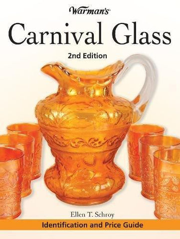 Warman's Carnival Glass: Identification and Price Guide - D'Autores
