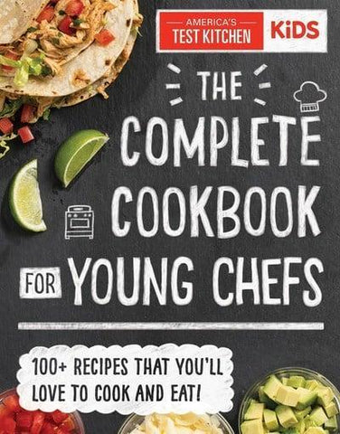 The Complete Cookbook for Young Chefs - D'Autores