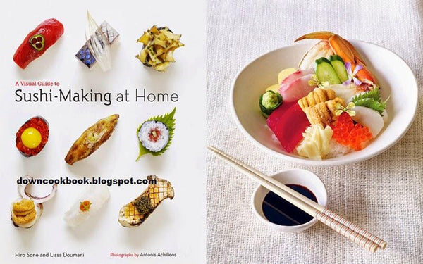 Sushi-Making at Home - D'Autores