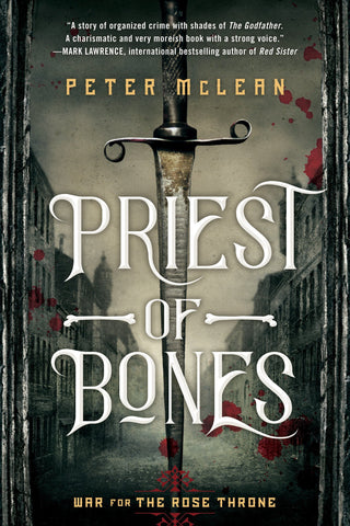 Priest of Bones (War for the Rose Throne) - D'Autores