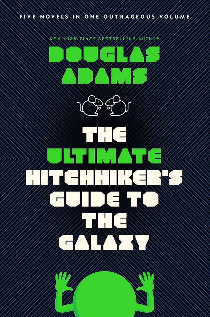 The Ultimate Hitchhiker's Guide to the Galaxy - D'Autores