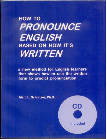 How to pronounce english based on how it's written - D'Autores