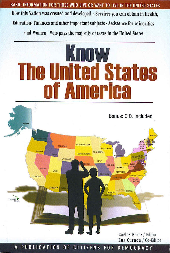 Know The United States of America - D'Autores
