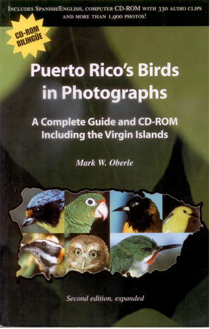 Puerto Rico's Birds in photographs / Mark Oberle - D'Autores