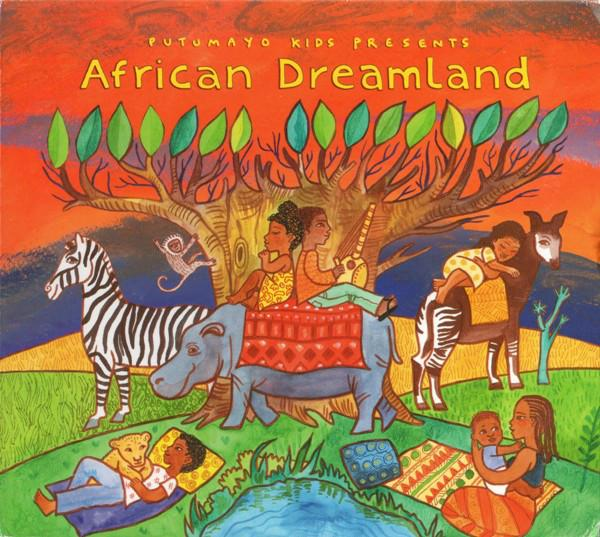 Putumayo Presents: African Dreamland CD - D'Autores