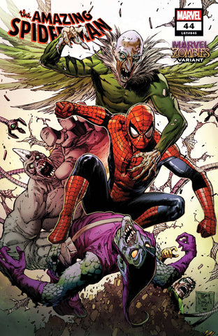 Amazing Spider-Man #44  Marvel Zombies Variant