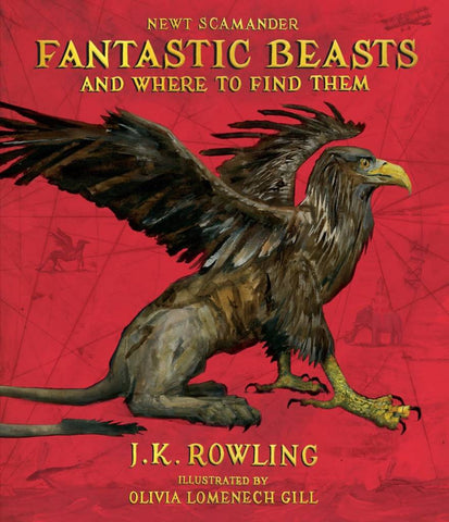 Fantastic Beasts and Where to Find Them - D'Autores