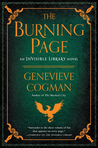 The Burning Page (The Invisible Library Novel) - D'Autores