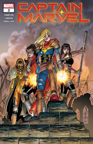 Captain Marvel (2019) #2