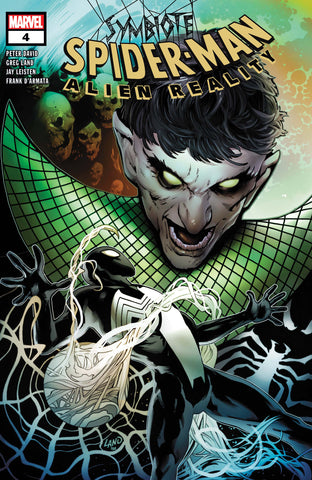 Spider Man Comic Book / Symbiote Alien Reality