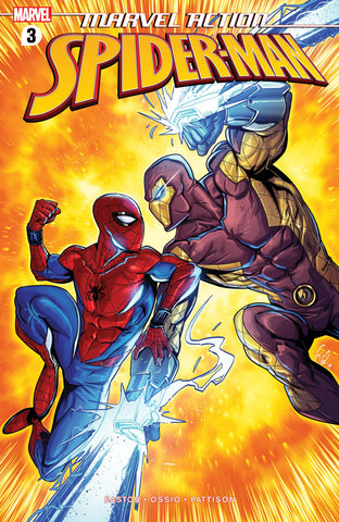 Marvel Action Spider-Man (2020) #3