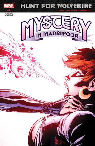 Hunt for Wolverine: Mystery in Madripoor (2018) #4