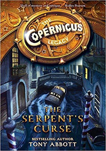 The Copernicus Legay - The Serpent's Curse - D'Autores