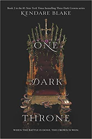 One Dark Throne (Three Dark Crowns) - D'Autores