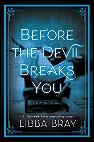 Before the Devil Breaks You (The Diviners) - D'Autores