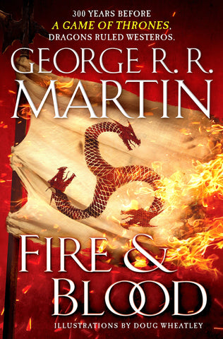 Fire & Blood - D'Autores