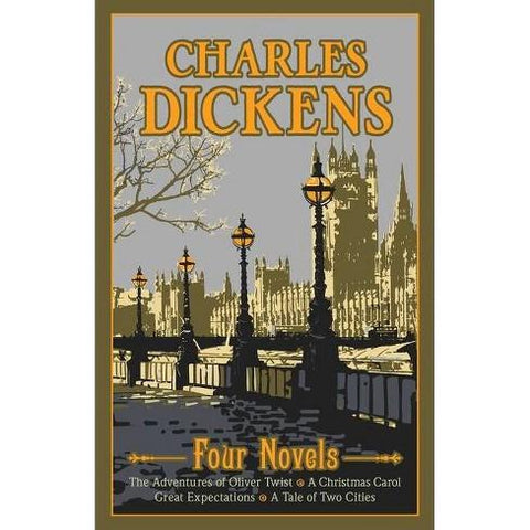 Charles Dickens <Four novels> - D'Autores
