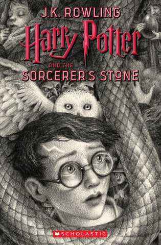 Harry Potter and the Sorcerer's Stone 20th anniversary ed. Paperback - D'Autores