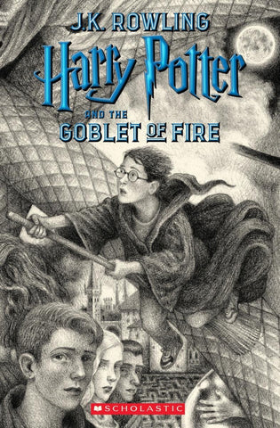 Harry Potter and the Goblet of Fire 20th anniversary ed. Paperback - D'Autores