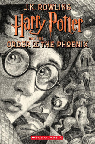 Harry Potter and the Order of the Phoenix 20th anniversary ed. Paperback - D'Autores