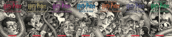 Harry Potter Books 1-7 Special Edition Boxed Set - D'Autores