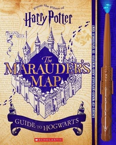 Marauder's Map Guide to Hogwarts (Harry Potter) - D'Autores