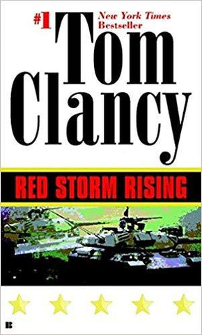 Tom Clancy: Red Storm Rising - D'Autores