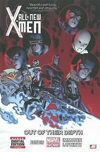 All-New X-Men, Vol. 3: Out of Their Depth - D'Autores