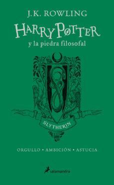 Copy of Harry Potter y la piedra filosofal. (Casa Slythering) - D'Autores