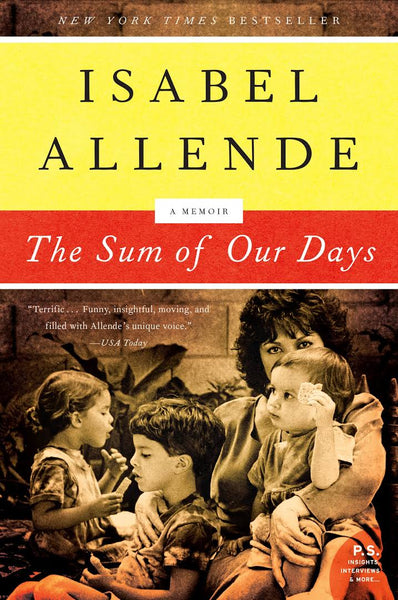 The Sum of Our Days - D'Autores