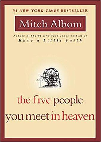 The five people you meet in heaven - D'Autores