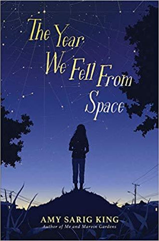 The Year We Fell From Space - D'Autores
