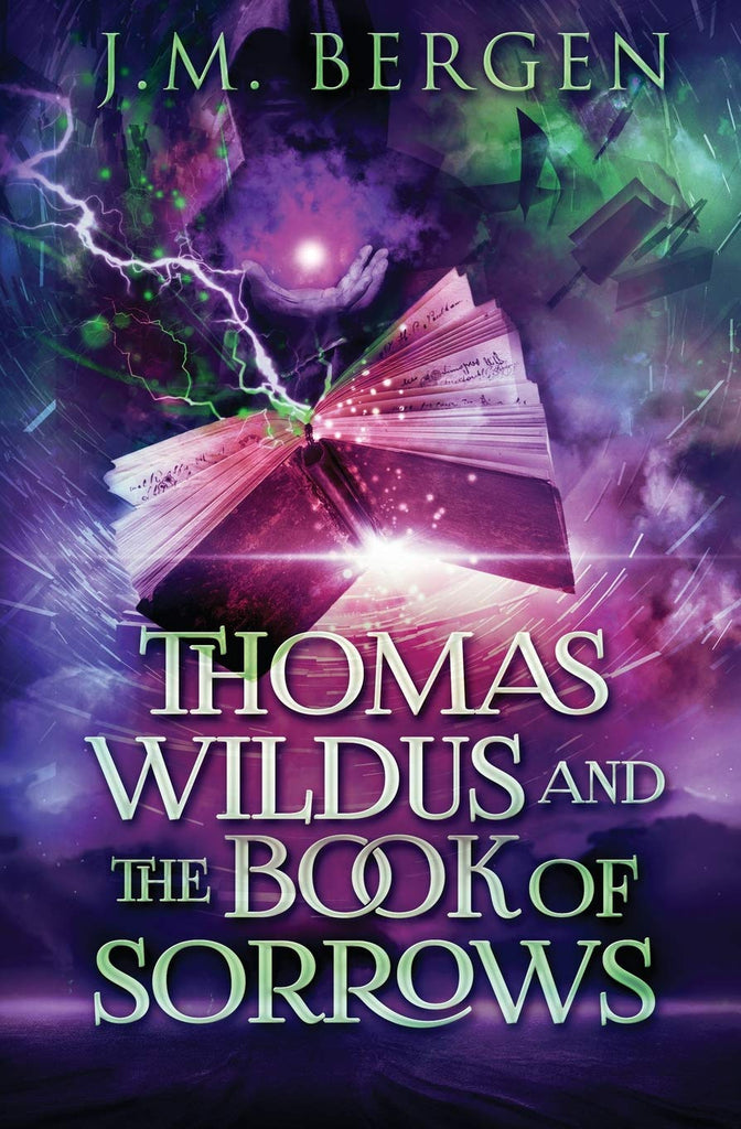 Thomas Wildus and the Bokk of Sorrows - D'Autores