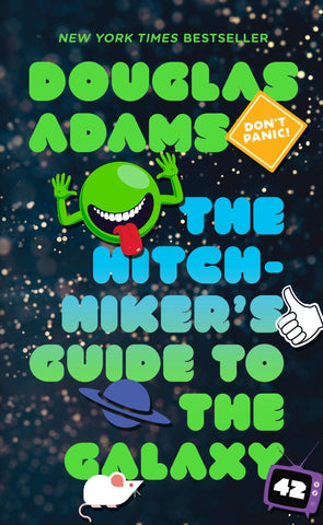 The Hitchhicker's Guide To The galaxy (Pocket book) - D'Autores
