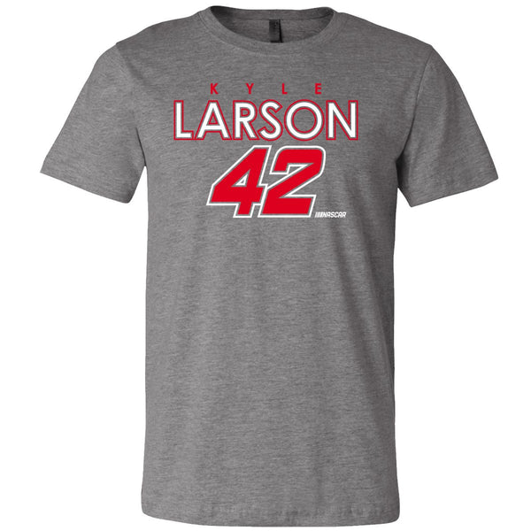"Kyle Larson ""KL Outline"" T-Shirt"
