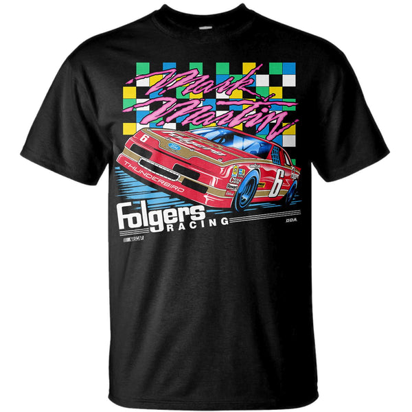 "Mark Martin ""Folgers Retro"" T-Shirt"