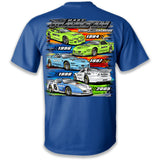 "Mark Martin "" 5X IROC Champion"" T-Shirt"