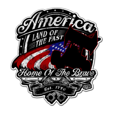 Land of the Fast v2 Decals