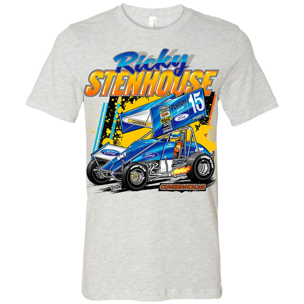 "Ricky Stenhouse ""Classic Speed"" T-Shirt"