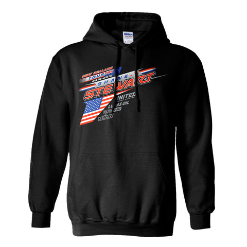 "2018 Shane Stewart ""New Zealand Tour"" Hoodie"