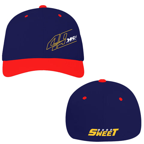 "Brad Sweet ""On Track"" Hat"