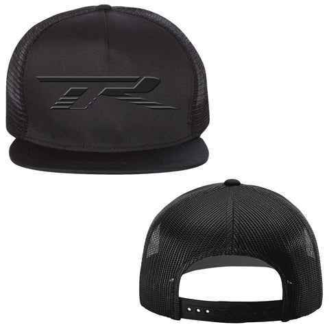 "Tanner Thorson ""TTR Fade-Out"" Flat Bill Snapback Hat"