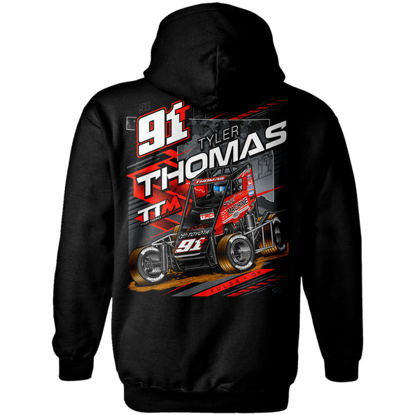 "Tyler Thomas ""One By One"" Hoodie"