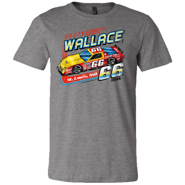 "Rusty Wallace ""66""  T-Shirt"