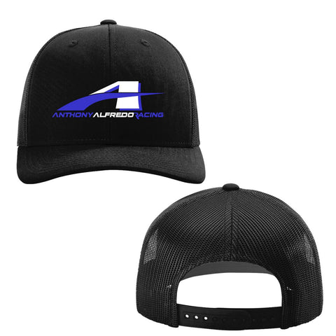 "Anthony Alfredo ""AAR"" Black Mesh Snapback Hat"