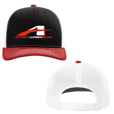 "Anthony Alfredo ""AAR"" MultiColored Mesh Snapback Hat"