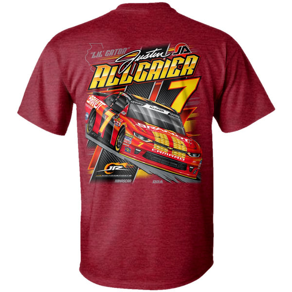 "Justin Allgaier ""Gator on the Prowl"" T-Shirt"