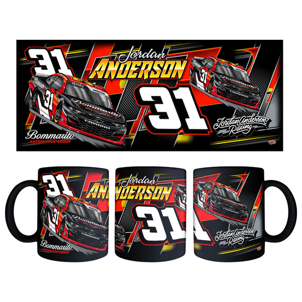 "Jordan Anderson ""Time To Go"" Mug"